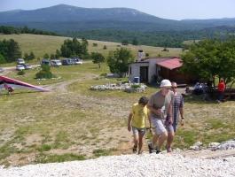 Robinzonski kamp RASPADALICA